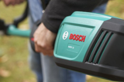 Bosch amw heckenschere test
