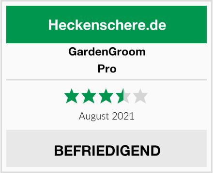 GardenGroom Pro Test