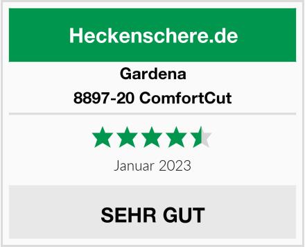 Gardena 8897-20 ComfortCut Test