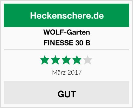 WOLF-Garten FINESSE 30 B Test