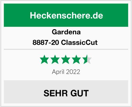 Gardena 8887-20 ClassicCut  Test