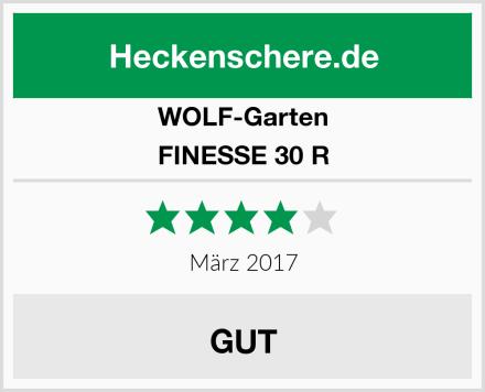 WOLF-Garten FINESSE 30 R Test